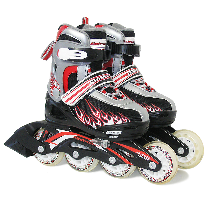 bladerunner twist kinder inline skates schoner 28 32 ebay. Black Bedroom Furniture Sets. Home Design Ideas