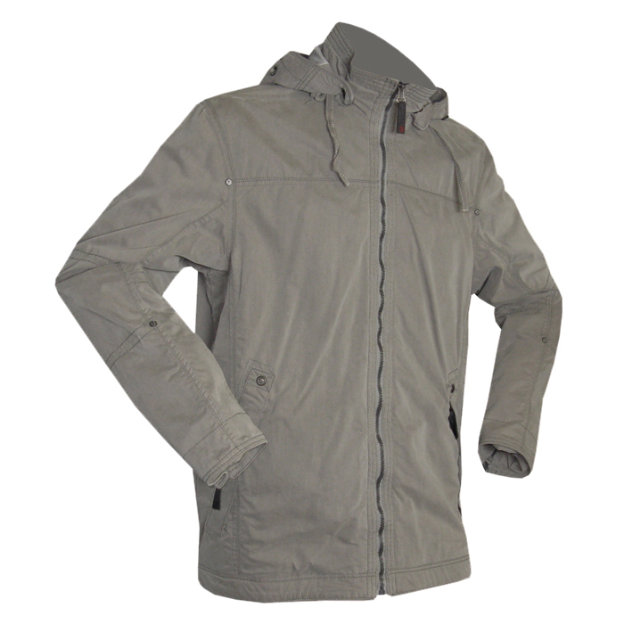 killtec giga dx jacket 2 gr l herrenjacke jacke ubergangsjacke in grau. Black Bedroom Furniture Sets. Home Design Ideas