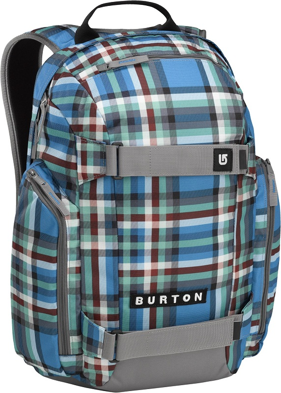 b945b3774e901 BURTON METALHEAD PACK MAJESTIC BOMBAY PLAID LAPTOP-RUCKSACK 12 13 ...