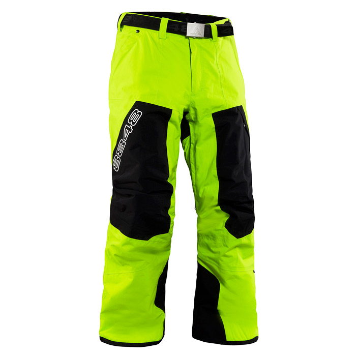 8848 altitude 66 pant herren skihose snowboardhose lime gr n 7724 ebay. Black Bedroom Furniture Sets. Home Design Ideas