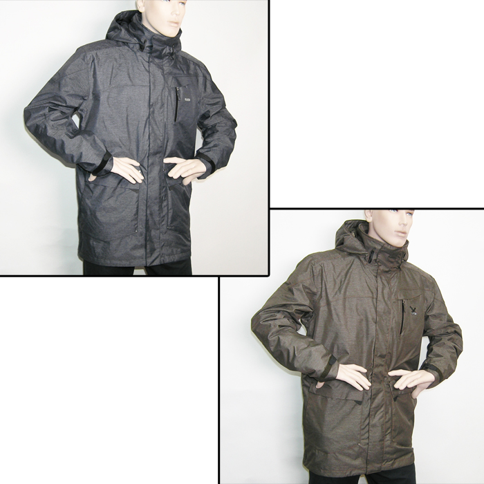 salewa flint powertex 2012 13 gr 50 3in1 herrenjacke parka mit innenjacke ebay. Black Bedroom Furniture Sets. Home Design Ideas