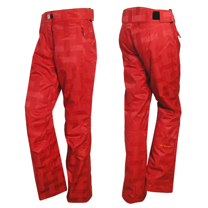 ziener taray gr 44 damen skihose snowboardhose red jac ebay. Black Bedroom Furniture Sets. Home Design Ideas