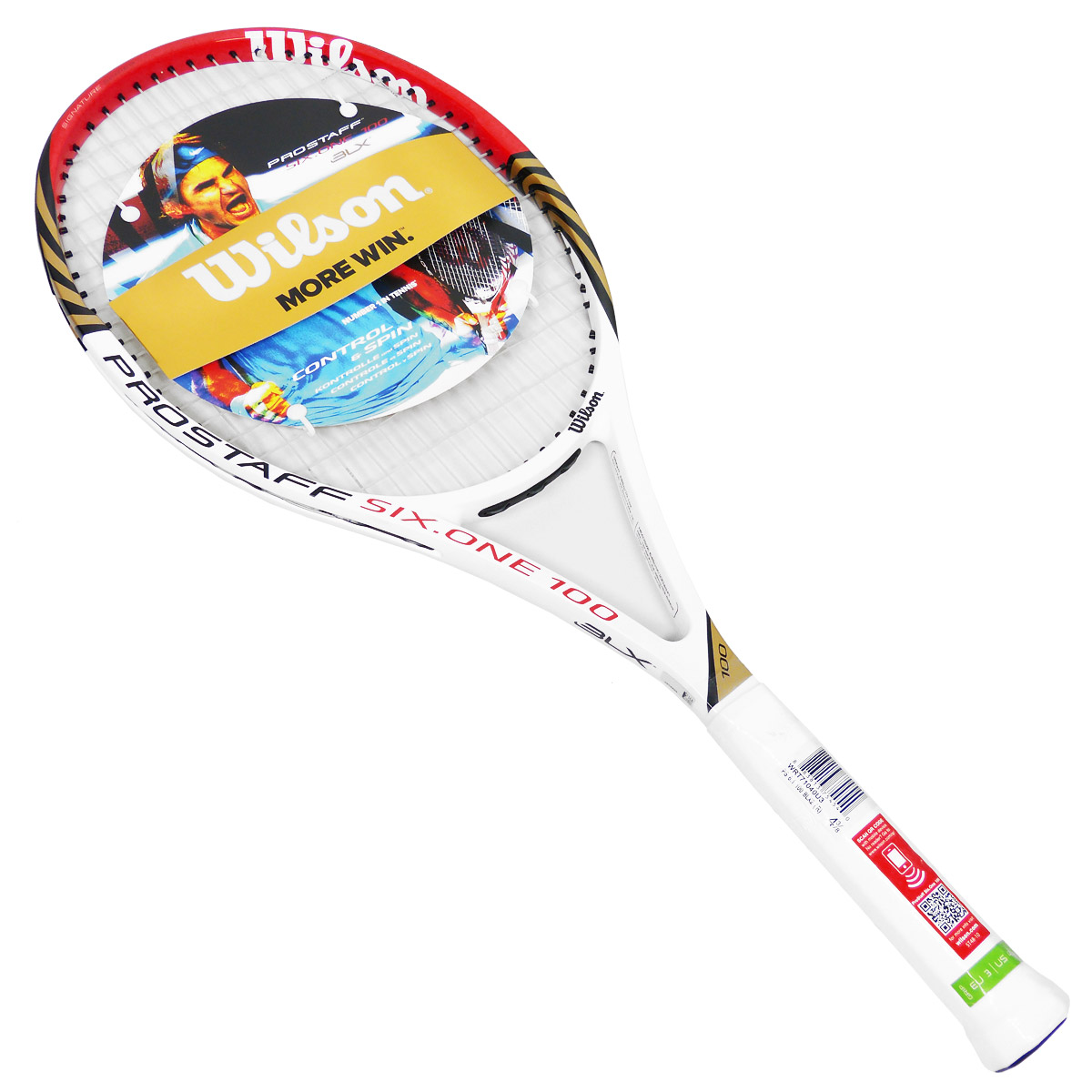 wilson pro staff six one 100 blx2 lite 2013 tennisschl ger racket besaitet 71104 ebay. Black Bedroom Furniture Sets. Home Design Ideas