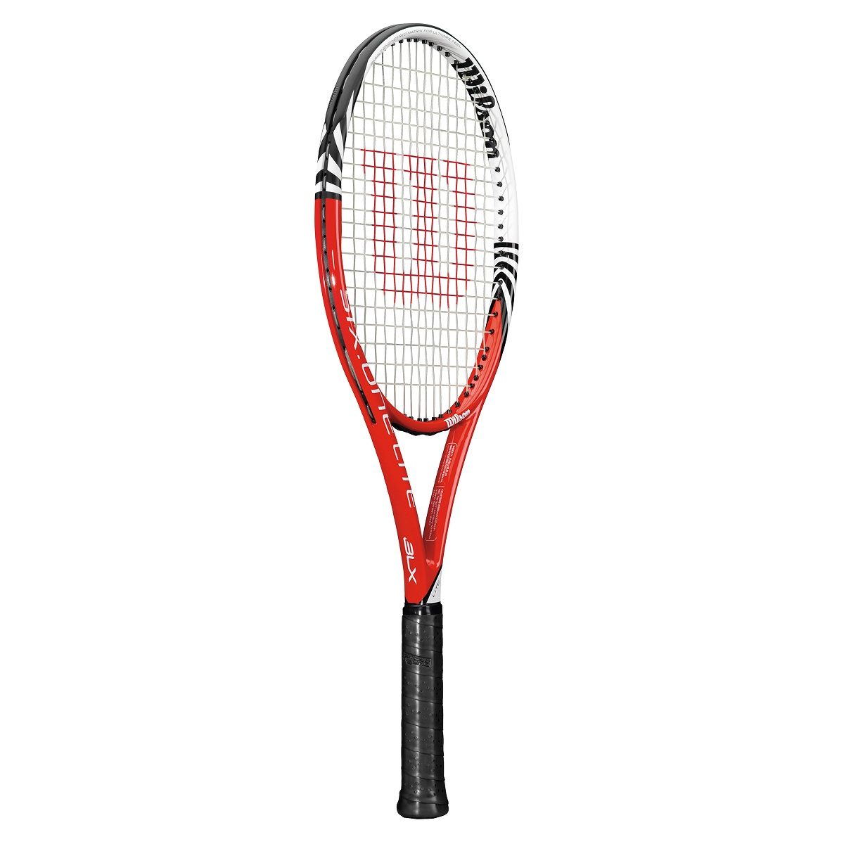 wilson six one lite blx2 amplifeel 2013 tennisschl ger racket besaitet 71100 ebay. Black Bedroom Furniture Sets. Home Design Ideas